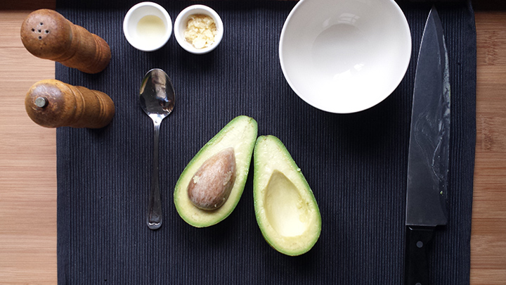 Avocado ingredients