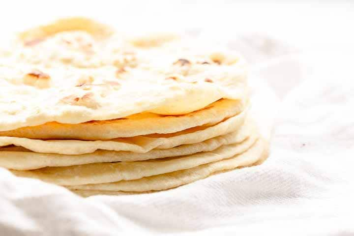How To Make Flour Tortillas From Scratch The Tortilla Channel