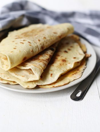 How to make soft savory roti result