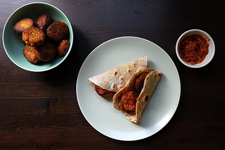 How to make tasty falafel