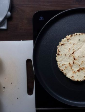 Corn Tortillas - 3 ingredients and gluten free
