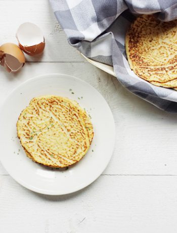 Dreamy creamy cauliflower tortillas