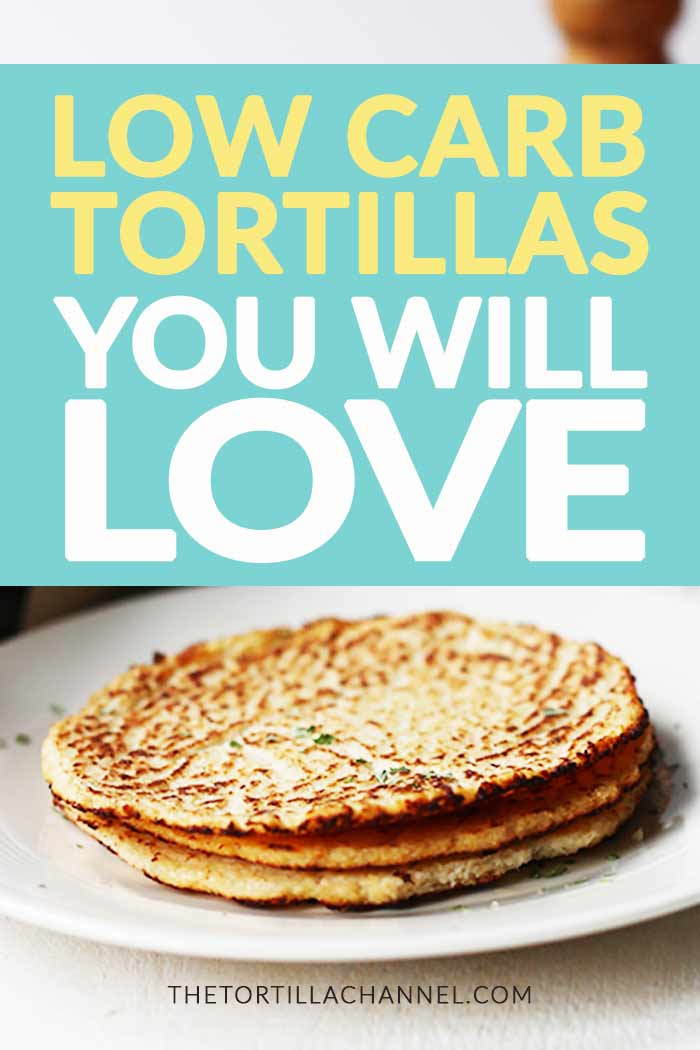 How to make low carb tortillas that fit perfectly in your Keto diet. These are great to use for tacos or tortilla. Want to make low carb tortillas visit thetortillachannel.com #ketorecipe #ketotortilla #lowcarbtortilla #lowcarbrecipe #ketotexmex #ketomexicanfood