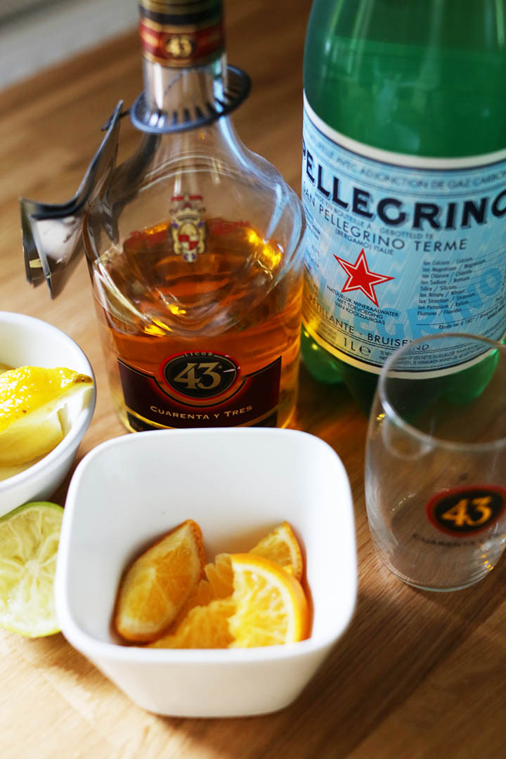 Licor43 balon ingredients