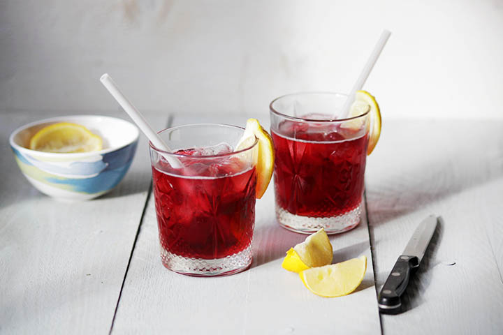 Taste of Summer Tinto de Verano