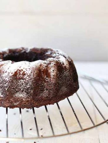 Chocolate bundt cake is a delicious gluten free recipe. Great as a birthday cake, coffee cake or Christmas cake.