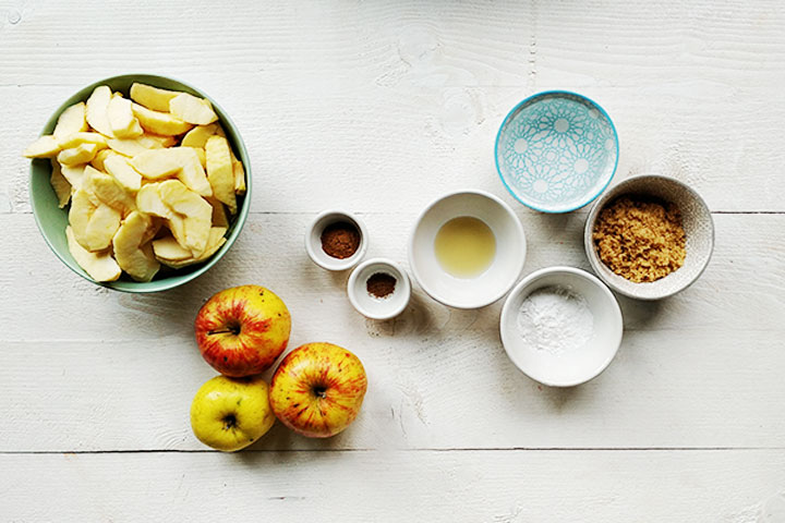easy apple pie filling ingredients