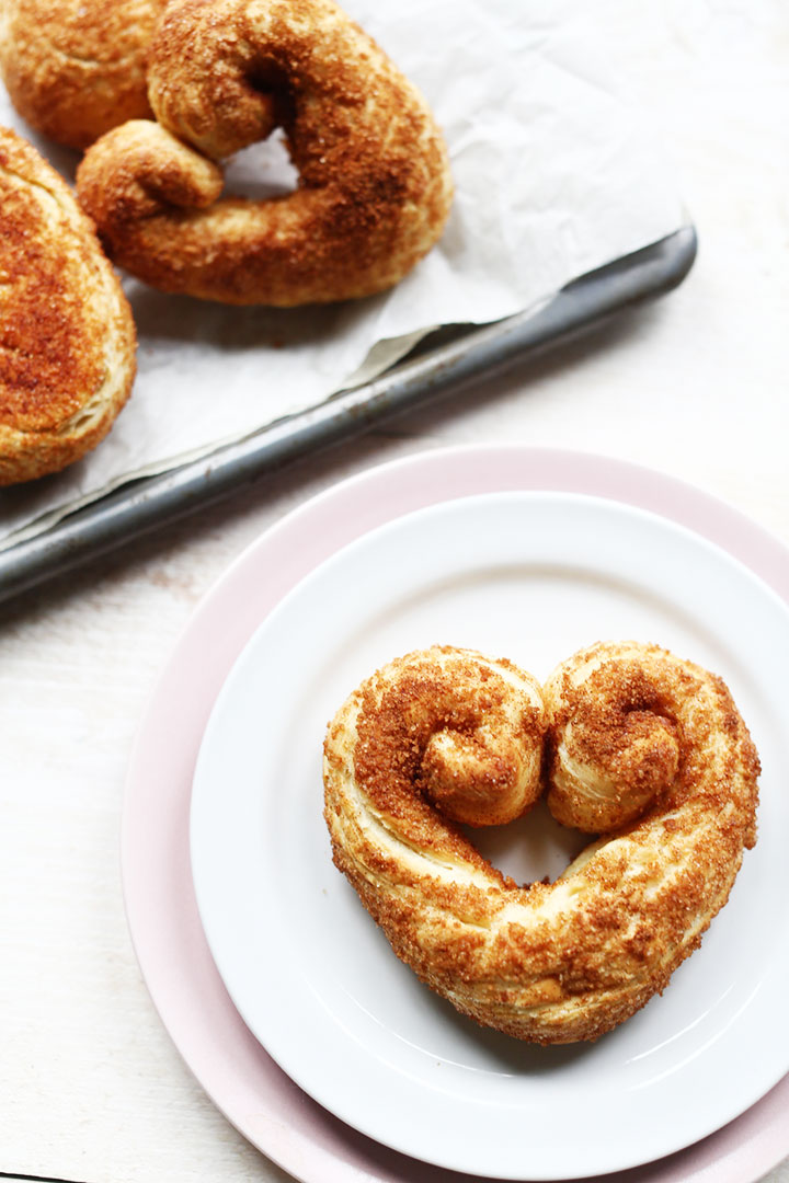 Sticky sweet heart sugar cinnamon buns. Pin it now so you can use it later. Visit thetortillachannel.com