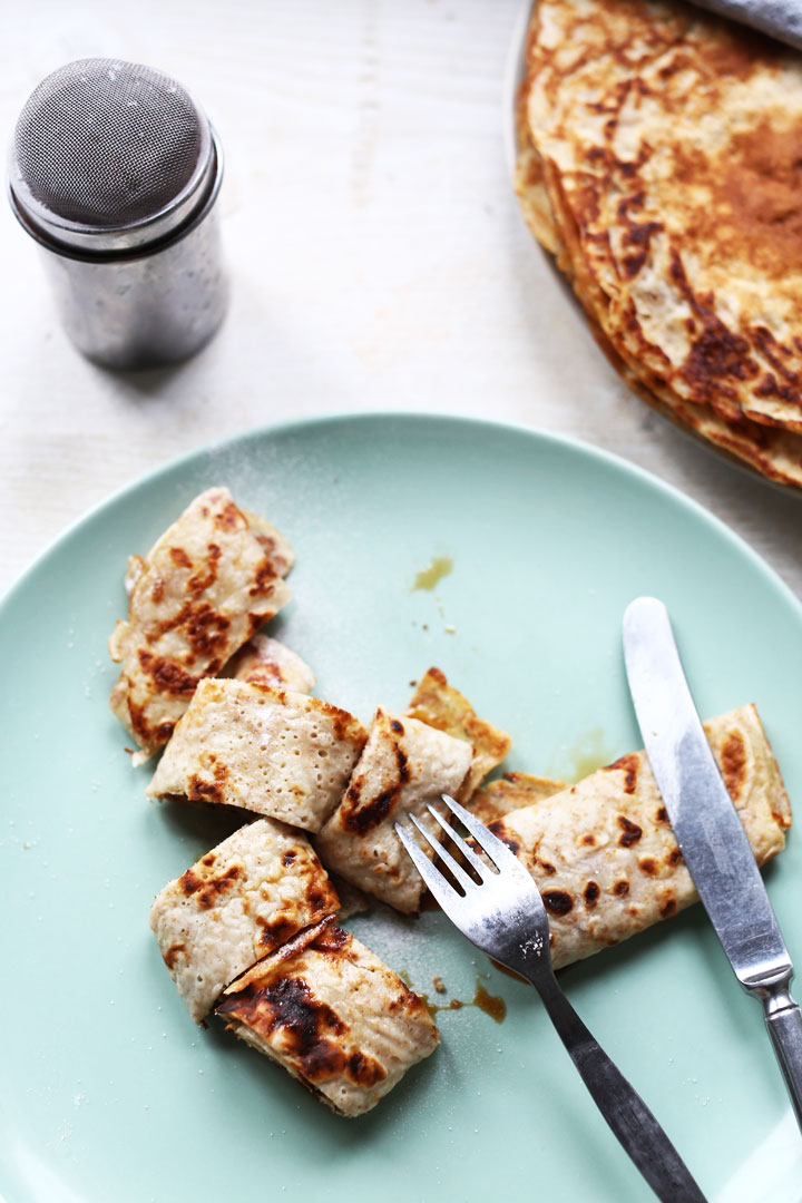Traditional Dutch Pancakes The Tortilla Channel