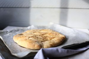 Turkish Pide bread recipe. Easy to make. Visit the website or pin it now.