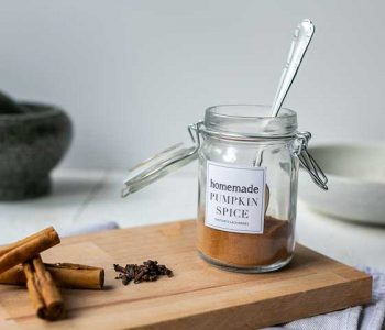 Pumpkin pie spice is easy to make, cheap and delicious. #thetortillachannel #pumpkinspice #pumpkinpiespice #pumpkinpie #pumpkinspicemix