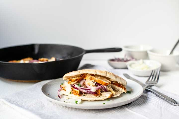 Chicken shawarma is an easy oven baked recipe with the best shawarma seasoning and a secret ingredient #thetortillachannel #chickenshawarma #thebestshawarma #thebestchickenshawarma #easychickenshawarma