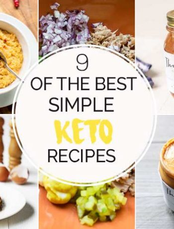 9 of the best keto recipes that are low carb, easy to make and super delicious salsa, salad, tortillas #thetortillachannel #keto #ketorecipes #lowcarb #lowcarbrecipes