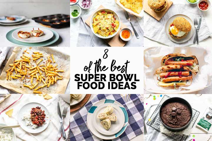8 of the best Super bowl food ideas. These recipes are great for game night so turn it into a buffet and invite your family and friends. Visit thetortillachannel for all the recipes #thetortillachannel #superbowlrecipes #superbowlfoodideas #weeklymealplan
