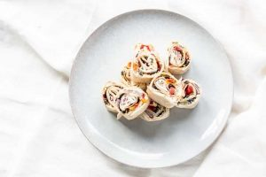 Cream cheese pinwheels is an easy and tasty snack that you can make ahead of time. Flavored with Mexicon seasoning or taco seasoning and lots of veggies. Want a simple snack make these cream cheese rollups #thetortillachannel #pinwheels #tortillapinwheels #rollups #tortillarollups #easypinwheels #creamcheesepinwheels #creamcheeserollups