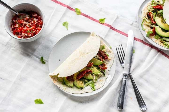 How To Make This Easy Wrap Recipe The Tortilla Channel