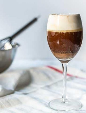 Spanish coffee recipe is a great dessert treat. Want a sweet coffee try this coffee recipe. Visit thetortillachannel.com for the full recipe #thetortillachannel #spanishcoffee #coffeerecipe #dessert #dessertcoffee
