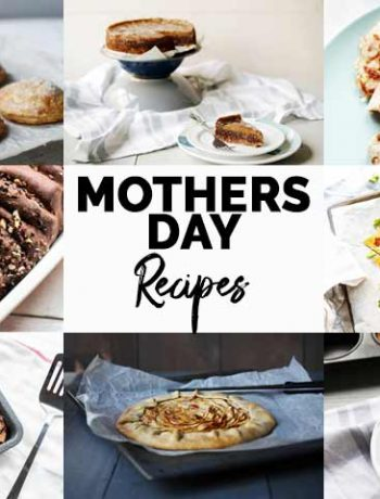 Looking for delicious recipes to surprise mom on Mothers day? Take a look at this list of great Mothers day recipes. Visit thetortillachannel.com for all the recipes #thetortillachannel #mothersday #mothersdayrecipes #surprisemom