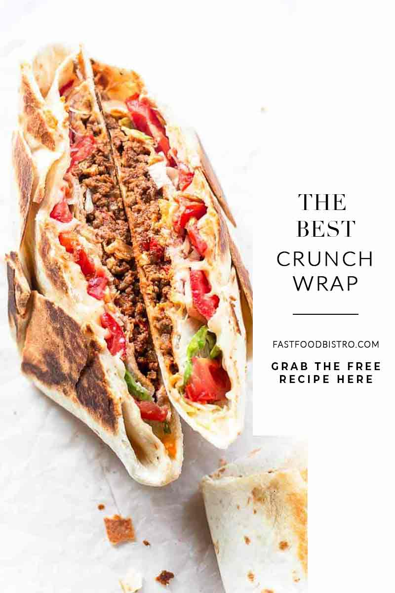 Want to make the crunchwrap supreme at home? Try this easy how to make a crunchwrap recipe. Easy and a great dinner. Visit thetortillachannel.com for the full recipe #thetortillachannel #crunchwrap #crunchwrapsupreme #howtomakeacrunchwrap #tacobell